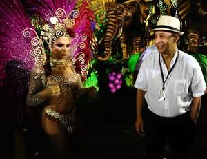 marco polo del nero e namorada carolina galan carnaval 2013