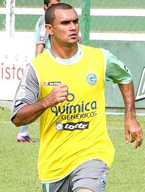 otacilio neto treino goiás (Foto: Rosiron Rodrigues/Site Oficial)