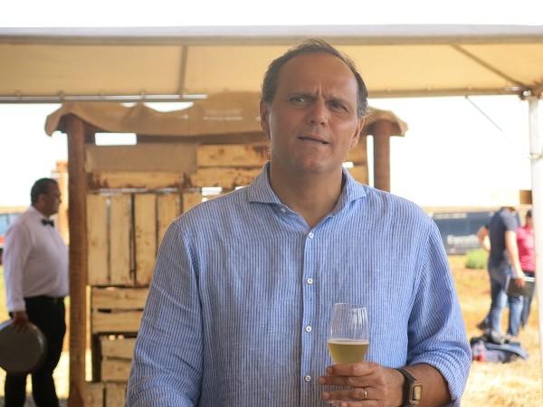 Bernardo Paiva, presidente da Ambev