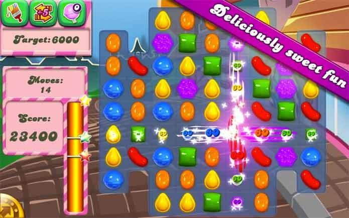 Games como Candy Crush e Plants vs Zombies foram afetados pelo vírus de Android (Foto: Divulgação/King)