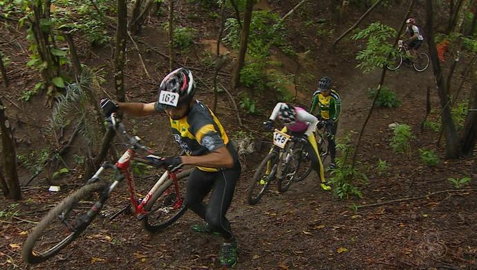 Ranking de Moutain Bike; Ciclismo; Amapá; Esporte (Foto: Reprodução/Rede Amazônica no Amapá)