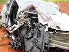 Três mulheres morrem em acidente em Santa Mercedes