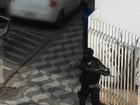 Quadrilha suspeita de assaltar banco em ação cinematográfica é presa