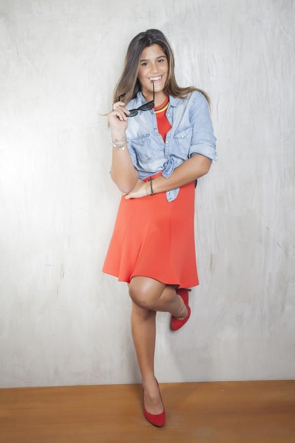 Giulia Costa (Foto: Beto Gatti/Divulgação)