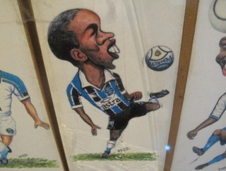 Ronaldinho Memorial Grêmio (Foto: Janir Junior/Globoesporte.com)