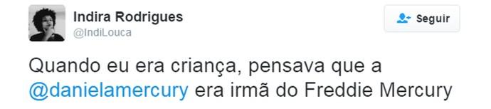 tweet daniela mercury (Foto: Reprodução/Internet)