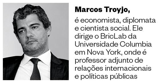 Marcos Troyjo sobre liberação do aplicativo Uber  (Foto: Arquivo pessoal)