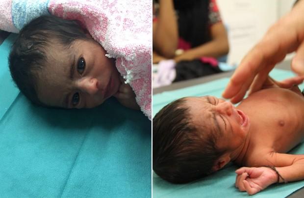 Entre os resgatados estavam dois irmãos gêmeos de apenas cinco dias (Foto: Reprodução/Twitter/MSF Sea)