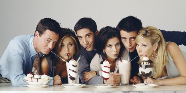 'Friends': a melhor série de todos os tempos, segundo Hollywood (Foto: Divulgação)