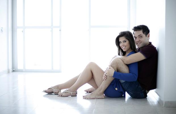 Galeria - Andressa e Nasser (Foto: Marcos Serra Lima/EGO)