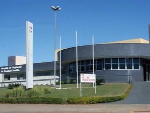 Hospital de Urgências de Anápolis (Huana), em Goiás (Foto: Divulgação/Huana)