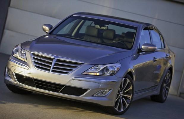 Hyundai Genesis (Foto: Hyundai)