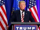 Trump diz que democratas 'traíram' afro-americanos