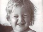 Veja fotos dos famosos na infância e entre no clima do Dia das Crianças