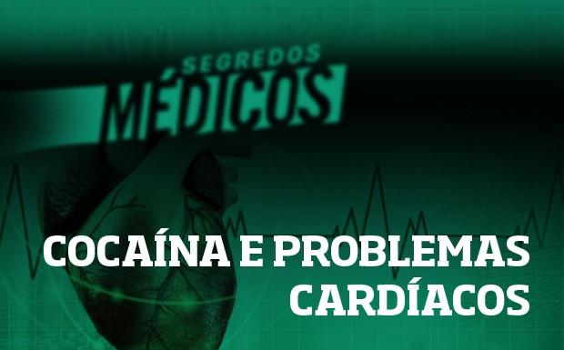 Cocana e problemas cardacos (Foto: Divulgao)