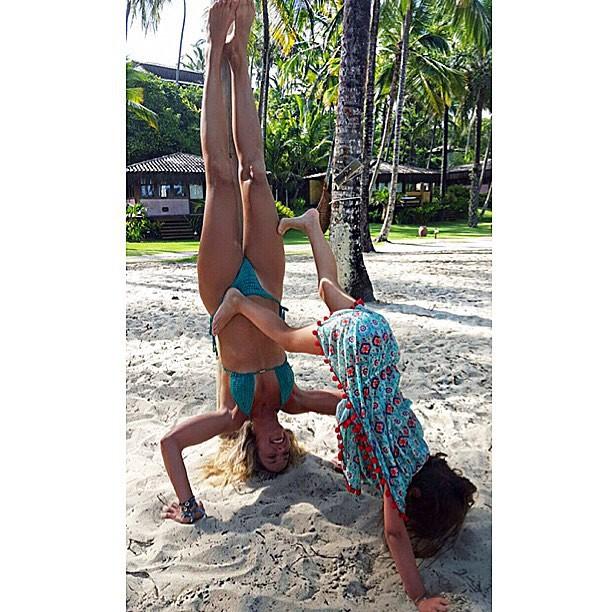 Ticiane Pinheiro e Rafaella Justus (Foto: Instagram / Reprodução)