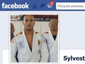 Além de piloto de helicóptero, Sylvestre era professor de jiu-jitsu (Foto: Reprodução / Facebook)