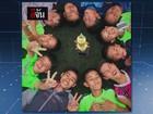 'Javalis selvagens' vão participar da festa de premiação Fifa the Best