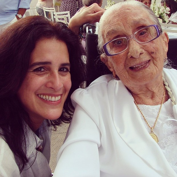 Lucia Verissimo (Foto: Instagram/Reprodução)