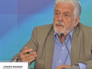 Jaques Wagner fala sobre combate ao Aedes (Foto: Reprodução)