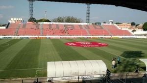 estádio Novelli Júnior, em Itu (Foto: Emílio Botta)