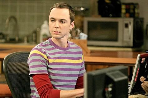 Personagem Sheldon Cooper (Jim Parsons), da série 'The Big Bang Theory'  (Foto: Reprodução da internet)