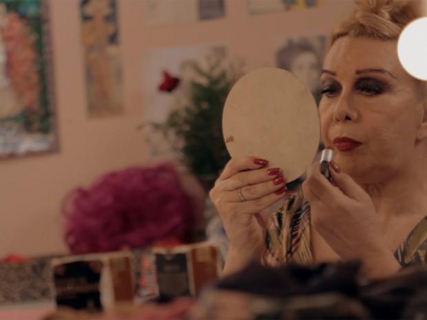Documentário de Leandra Leal traz depoimentos de artistas como Rogéria, no Recifest, em Recife (Foto: Reprodução/Divinas Divas)