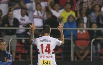 Noriega elogia categoria de Pratto e vê gol parecido com o de Sócrates em 82