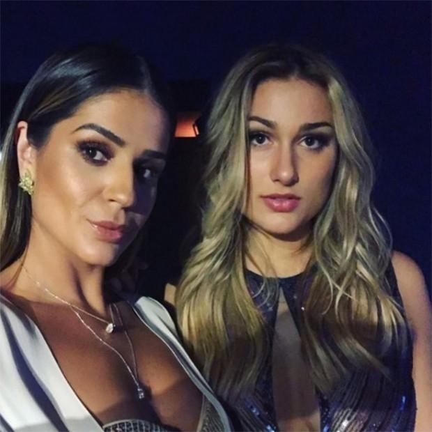 Thássia Naves e Sasha (Foto: Reprodução/ Instagram)