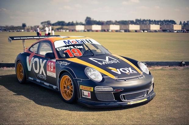 Porsche 997 GT3 de pista (Foto: Fabio Aro)