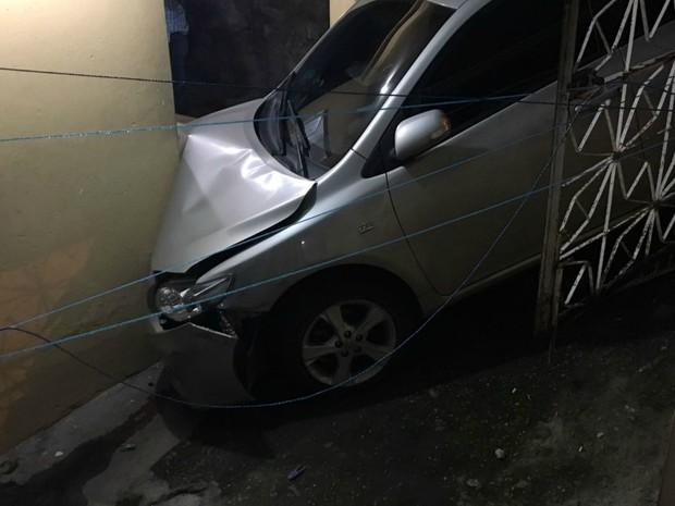 Fato ocorreu na tarde desta segunda-feira (20) (Foto: Indiara Bessa/G1 AM)