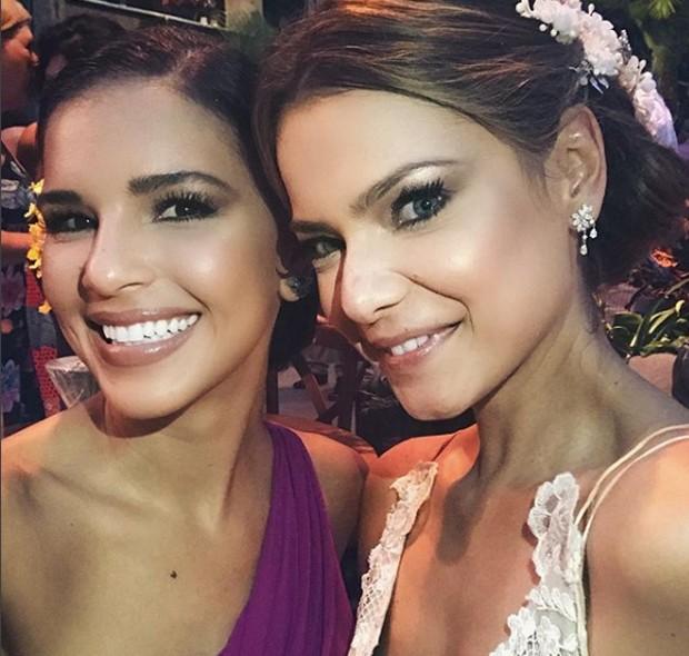 Mariana Rios e Milena Toscano (Foto: Reprodução/Instagram)
