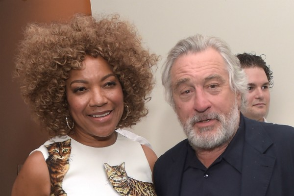 Robert De Niro e a esposa, a empresária Grace Hightower (Foto: Getty Images)