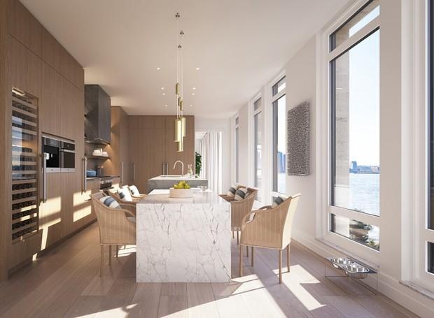 gisele-bundchen-apartamento-nova-york-tribeca (Foto: Divulgação/70 Vestry)