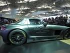 Mercedes-Benz faz estreia mundial do  SLS GT3 45th no Salão de SP