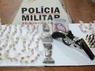 Dois são detidos em Arcos suspeitos de tráfico de drogas