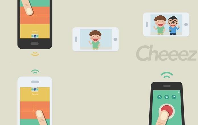 Capture fotos de um jeito fácil usando o Cheeez em dois gadgets (Foto: Divulgação/AppStore)