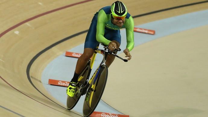 Gideoni Monteiro, ciclismo (Foto: ASSOCIATED PRESSAP)
