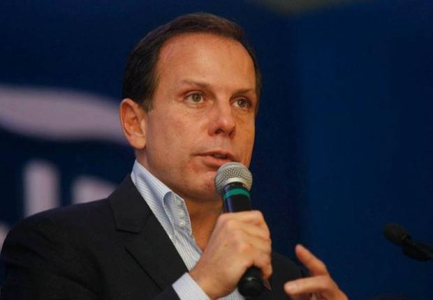 João Doria , candidato do PSDB à Prefeitura de São Paulo (Foto: Reprodução/Facebook)