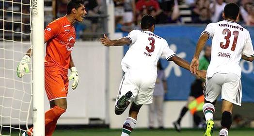treinos lucrativos (Fluminense. F.C.)
