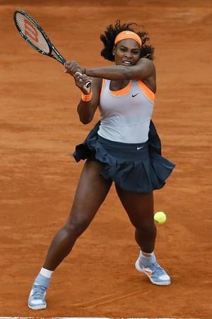 tênis Serena Williams WTA de Madri (Foto: EFE)