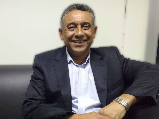 Gilmar Machado Uberlândia  (Foto: Vanessa Pires/G1)