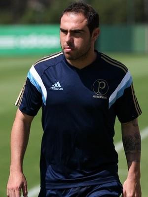 Bruno Cesar Palmeiras (Foto: Cesar Greco/Ag Palmeiras/Divulgação)