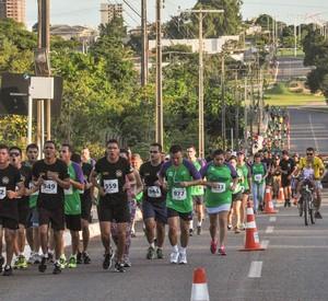 Corrida de Tiradentes em Palmas (Foto: Divulgação/Prefeitura de Palmas)