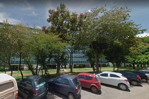 Apartamentos funcionais da Câmara dos Deputados, na quadra 302 Norte (Foto: Reprodução/Google Street View)