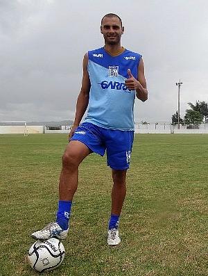 tiago lima chã grande (Foto: Lula Moraes / GloboEsporte.com)
