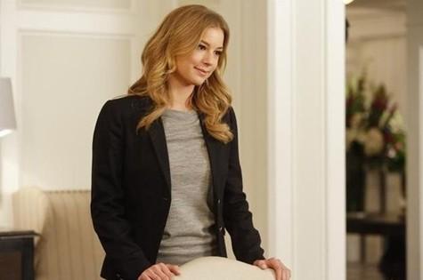 Emily VanCamp  em cena de 'Revenge' (Foto: Divulgação)