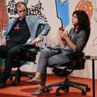 Carr diz que jornalismo não é 'historinha' (Flavio Moraes/G1)