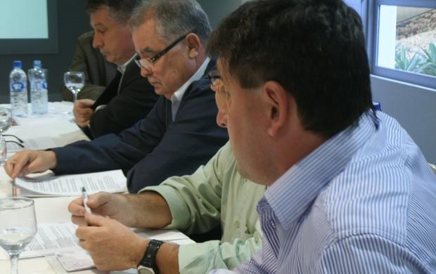 Associação de Clubes de Futebol Profissional de SC SCClubes Catarinense (Foto: Divulgação / SCClubes)