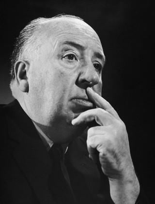 O cineasta Alfred Hitchcock (Foto: Reprodução)